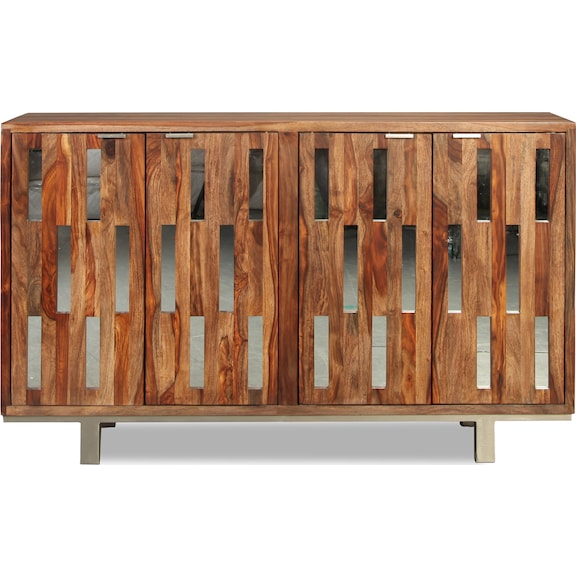 Accent and Occasional Furniture - Judd 4 Door Sideboard