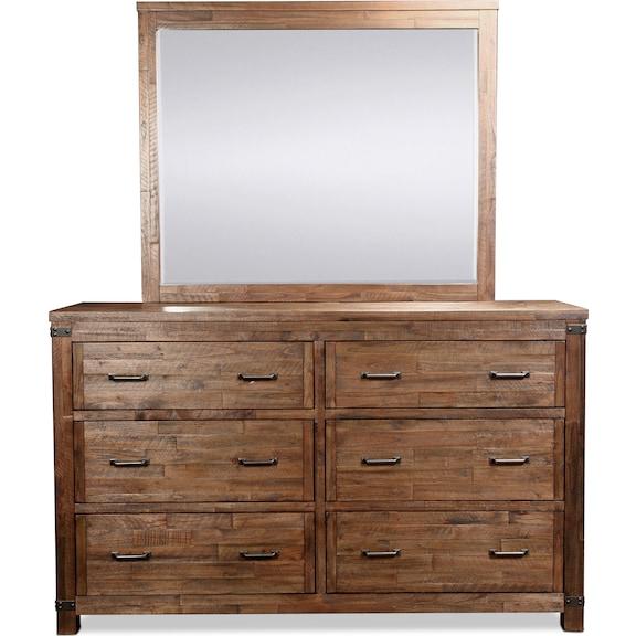 Bedroom Furniture - Everett Mirror