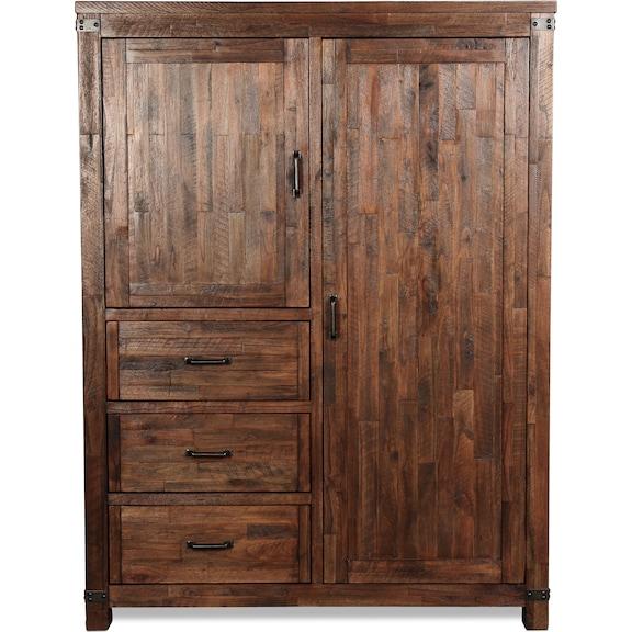 Bedroom Furniture - Everett Gentleman's Chest