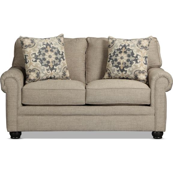 Living Room Furniture - Taylor Loveseat
