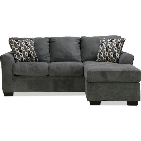 Living Room Furniture - Capri Sofa Chaise