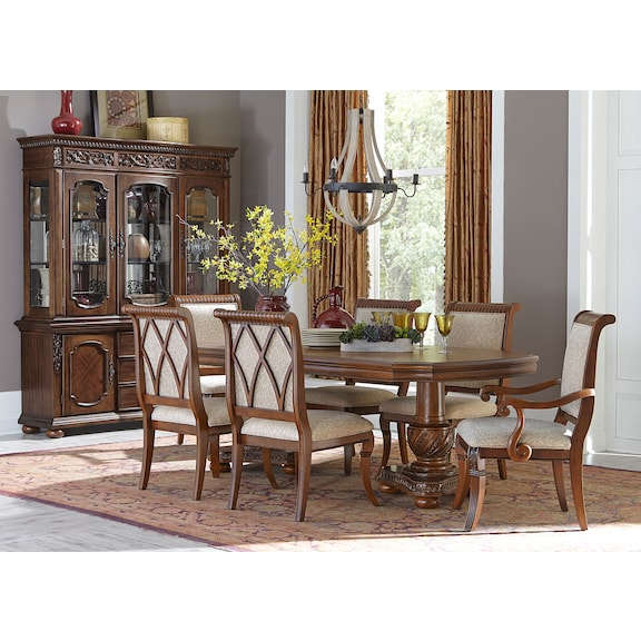 Dining Room Furniture - Florence 5pc Dining