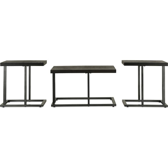 Accent and Occasional Furniture - Cofield 3-pack of Tables