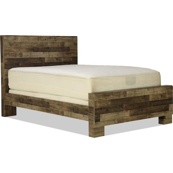 Bedroom Furniture - Weston Queen Panel Bed