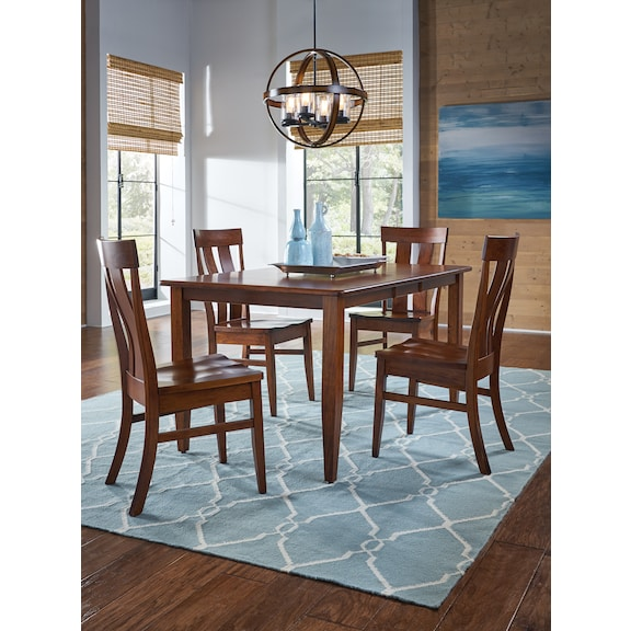 Dining Room Furniture - Franklin 5pc Dining