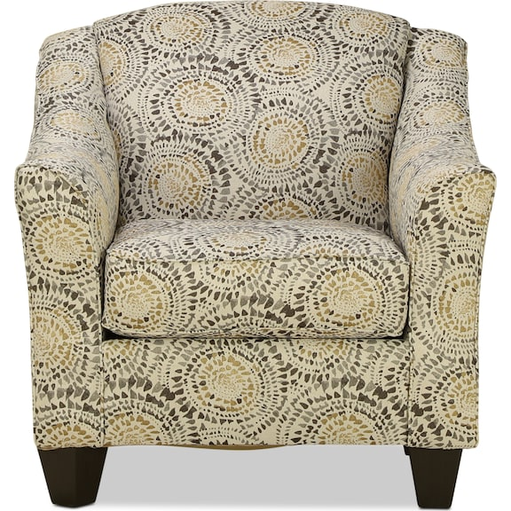 Living Room Furniture - Kentwood Accent Chair