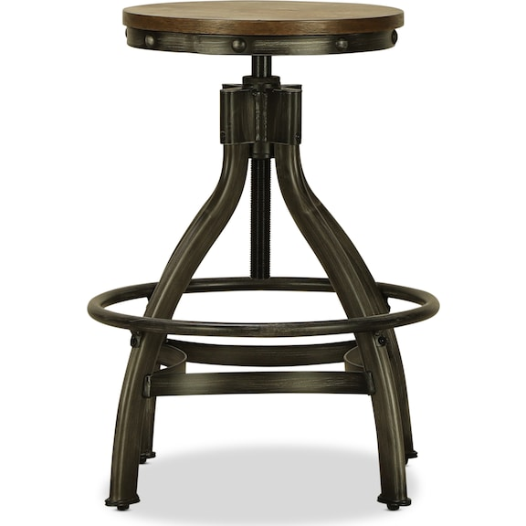 Dining Room Furniture - Hughes Backless Counter Stool
