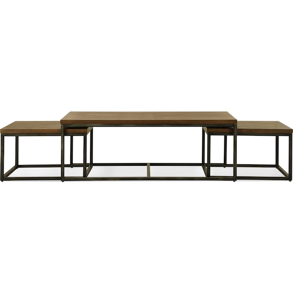 Accent and Occasional Furniture - Hughes Nesting Coffee Table