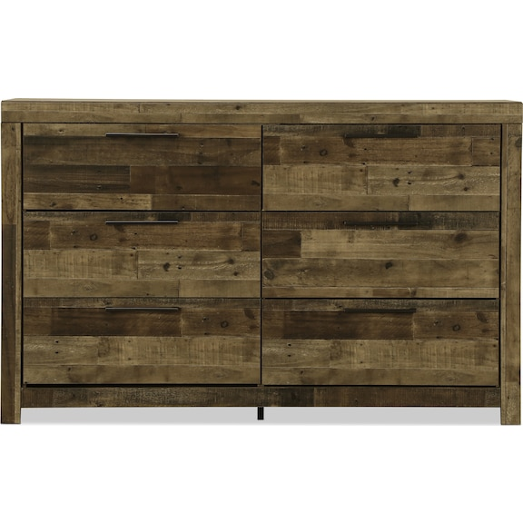 Bedroom Furniture - Weston Dresser