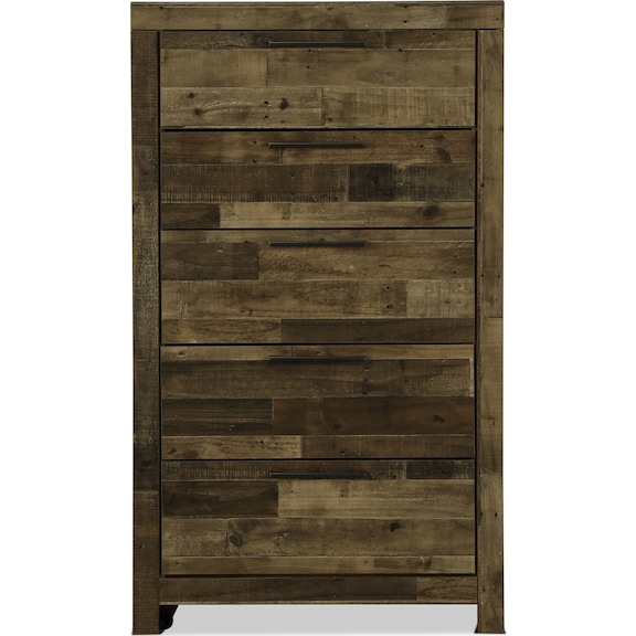Bedroom Furniture - Weston Five Drawer Chest