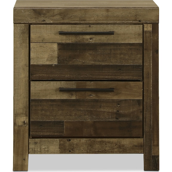 Bedroom Furniture - Weston Two Drawer Nightstand
