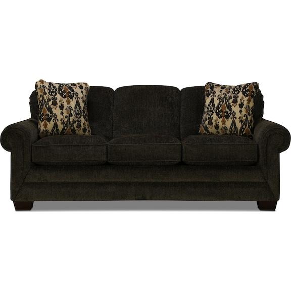 Living Room Furniture - La-Z-Boy Mackenzie Queen Sleeper Sofa