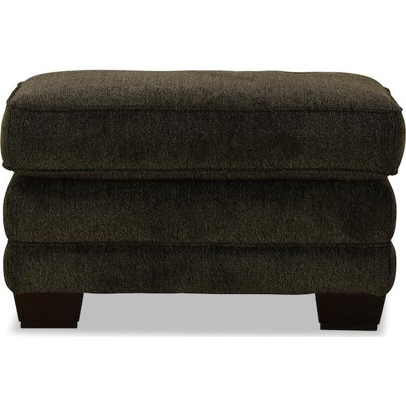 Living Room Furniture - La-Z-Boy Mackenzie Ottoman