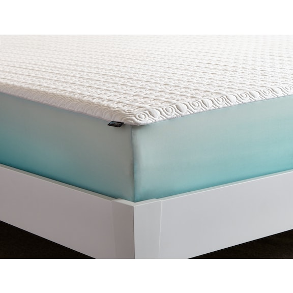 Mattresses and Bedding - Bedgear Ver-Tex 6.1 King Performance Mattress Protector