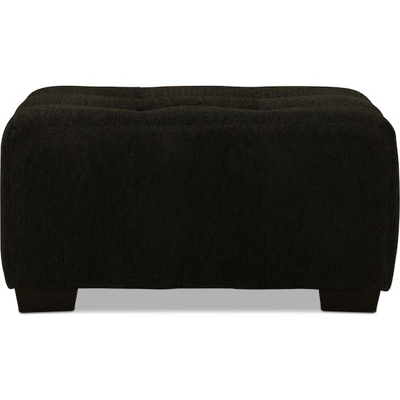 Living Room Furniture - Manhattan Square Cocktail Ottoman