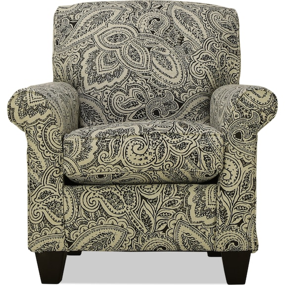 Living Room Furniture - Manhattan Accent Chair