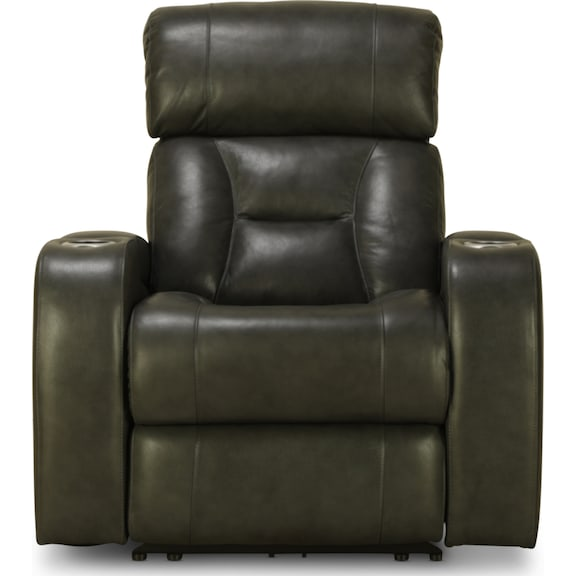 Living Room Furniture - Ashmere Power Recliner