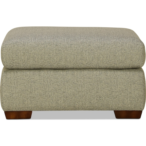 Living Room Furniture - Haily Ottoman