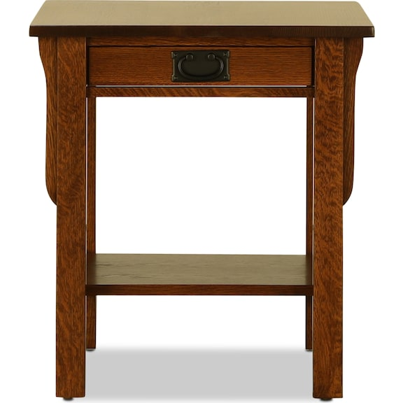 Accent and Occasional Furniture - Mt. Eaton End Table
