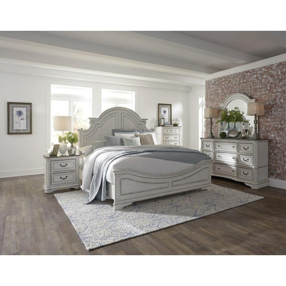Bedroom Furniture - Marley 4pc Queen Bedroom