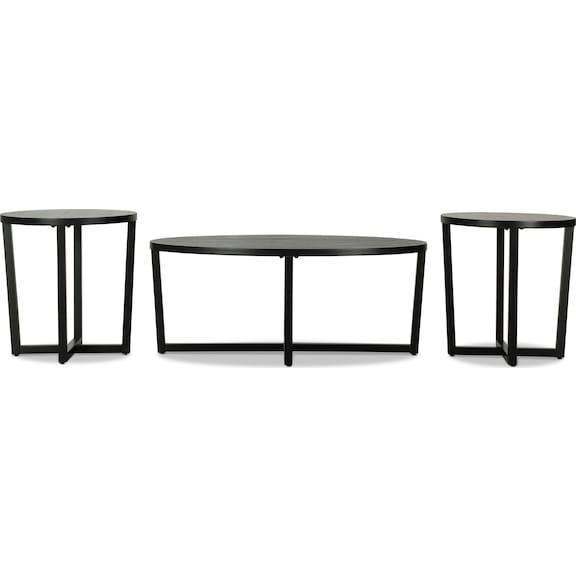 Accent and Occasional Furniture - Peyton 3 Pack of Tables