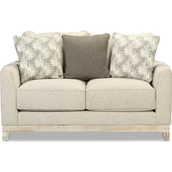 Living Room Furniture - Waikiki Loveseat