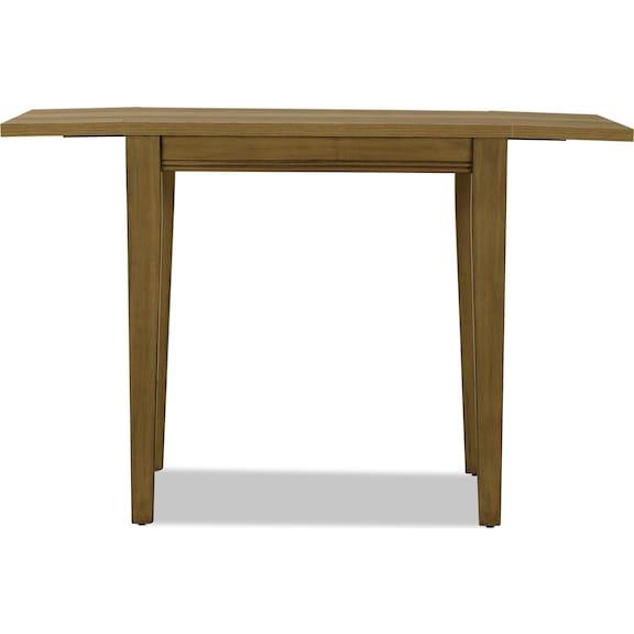 Dining Room Furniture - Suncadia Drop Leaf Table - Sandstone