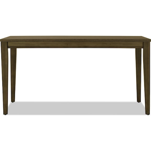 Dining Room Furniture - Suncadia Rectangle Leg Table - Grey