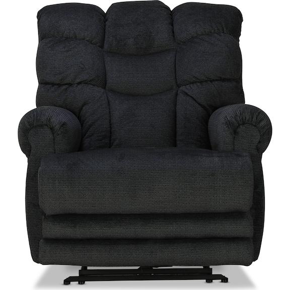 Living Room Furniture - Webber Power Recliner with Extended Footrest