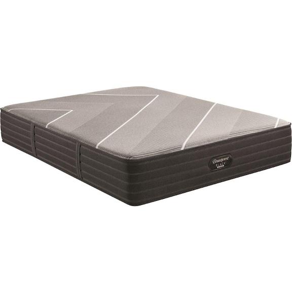 Mattresses and Bedding - Black Hybrid Medium King Mattress