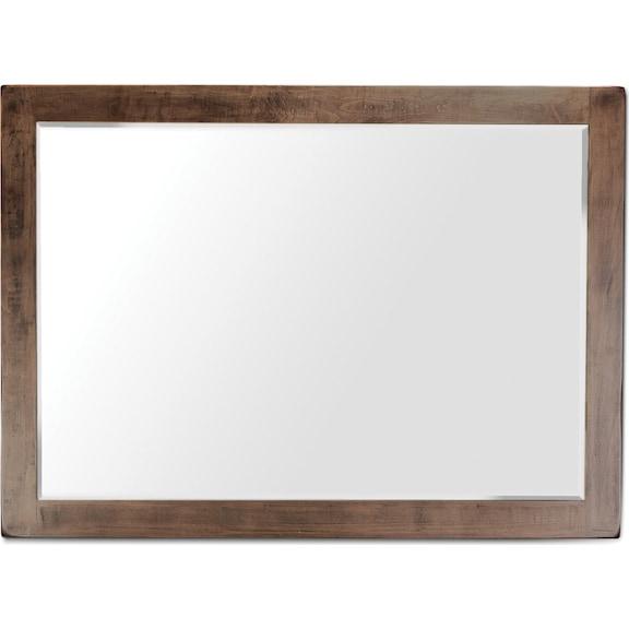 Bedroom Furniture - Lewiston Mirror - Sandalwood