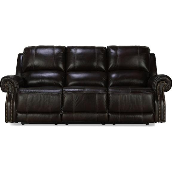 Living Room Furniture - Richland Power Reclining Sofa