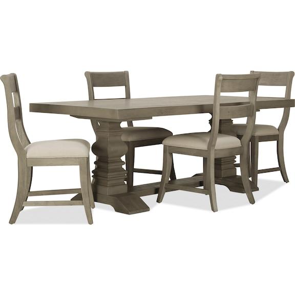 Dining Room Furniture - Stella 5pc Dining