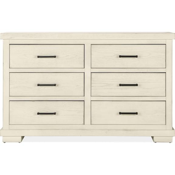 Kids Furniture - Andover Drawer Dresser