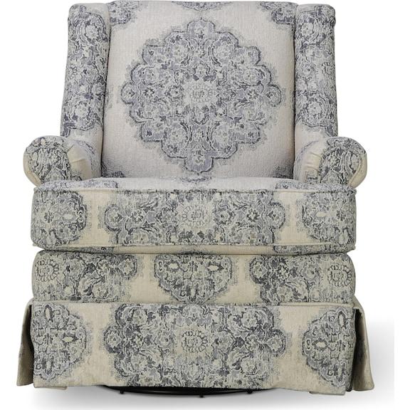 Living Room Furniture - Thompson Swivel Chair