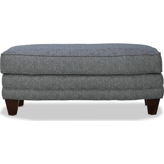 Living Room Furniture - Thompson Cocktail Ottoman