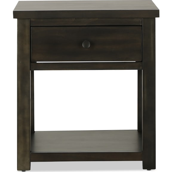 Accent and Occasional Furniture - Lorac Chairside Table