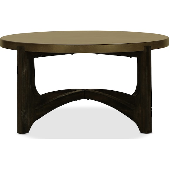Accent and Occasional Furniture - Preston Round Coffee Table