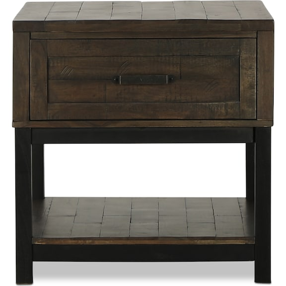 Accent and Occasional Furniture - Dakota End Table