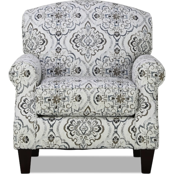 Living Room Furniture - Brookside Accent Chair - Cascade
