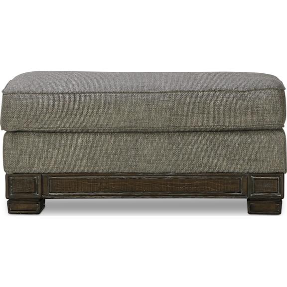 Living Room Furniture - Riles Ottoman