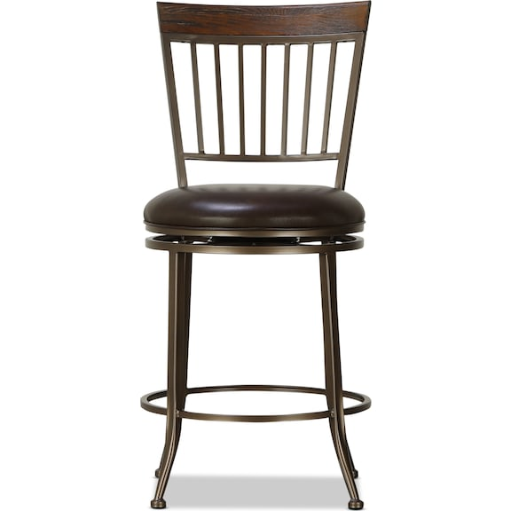 Dining Room Furniture - Hawkins Swivel Counter Stool