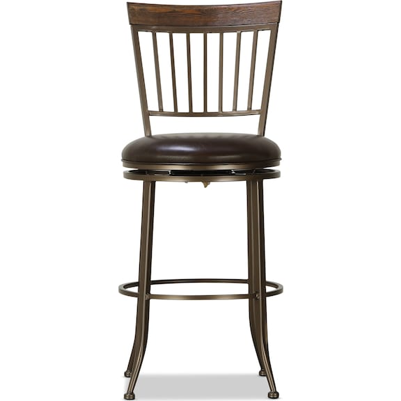Dining Room Furniture - Hawkins Swivel Bar Stool