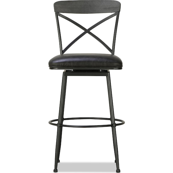 Dining Room Furniture - Decker Swivel Bar Stool