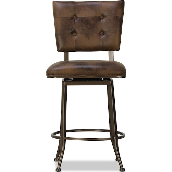 Dining Room Furniture - Hillbrook Swivel Counter Stool
