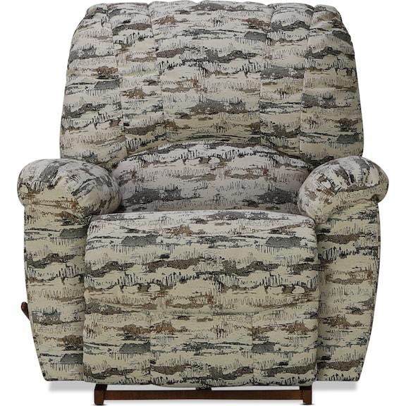 Living Room Furniture - La-Z-Boy Hayes Rocker Recliner - Baja Desert