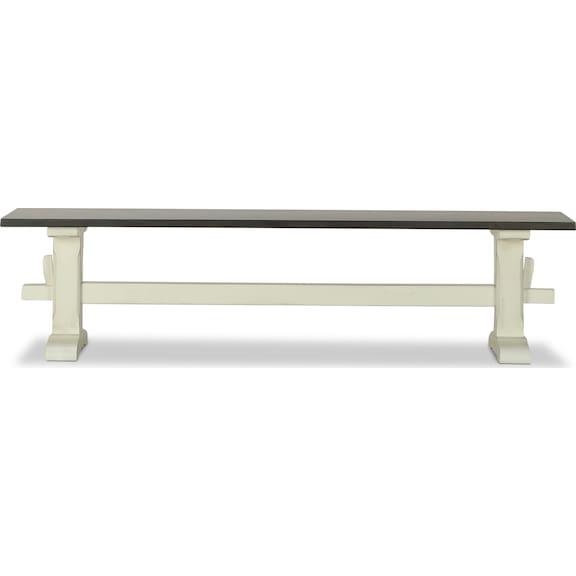 Dining Room Furniture - Beekman Trestle Bench
