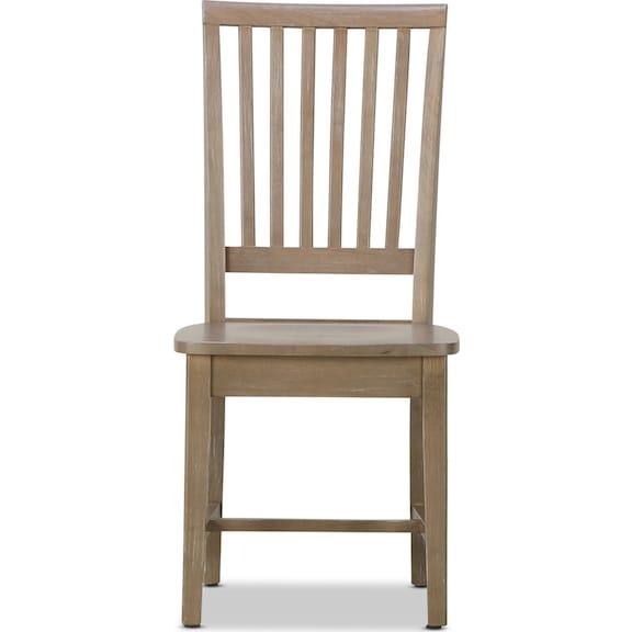 Dining Room Furniture - Bridgeport Mission Side Chair
