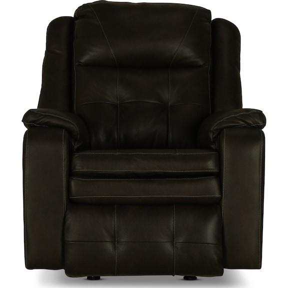 Living Room Furniture - Paola Power Rocker Recliner