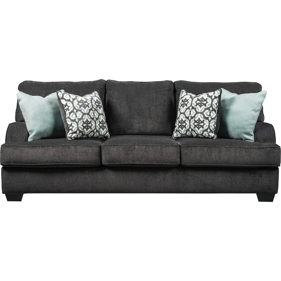 Living Room Furniture - Carlin Sofa